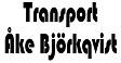 Transport Åke Björkqvis